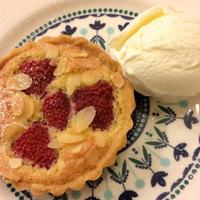 Individual Raspberry Frangipane Tarts Recipe