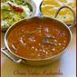 Onion Vatha Kuzhambu (Onion cooked in spicy tamarind gravy)