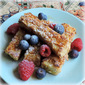 Cookie Crisp French Toast Sticks