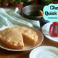 CHEESY QUICK BREAD RECIPE