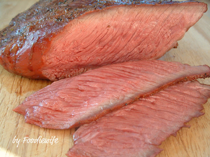 California Santa Maria Style Barbeque Tri-Tip