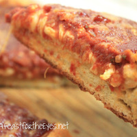 Chicago Style Deep Dish Pizza, from America's Test Kitchen