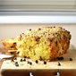 Easter Loaf Cake with Streusel Topping