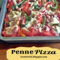 PENNE PIZZA RECIPE