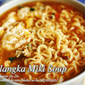 Talangka Miki Soup