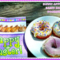 Weekend Gourmet Flashback: Bunny-Approved Baked Easter Doughnuts