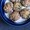 Lamb and herb meatballs with yogurt-herb-lemon sauce, or springtime in a bowl.