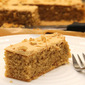 Coffee and Walnut Traybake Recipe