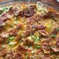 Spicy Chicken-Tortilla Chip Casserole