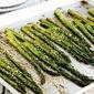 Roasted Asparagus with Soy-Sesame Glaze