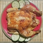 Lemony Herbed Roasted Chicken