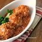 Porcupine Meatballs & Tomato Gravy
