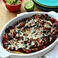 Mexican Chicken and Black Bean Casserole #SundaySupper