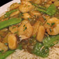 Stir-fried Shrimp with Snow Peas; nothing is working….