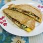 "Tortilla Egg ""Pancake"" 新式玉米饼蛋饼"