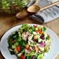 Loaded Chopped Salad #SundaySupper