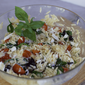 Easy Side Dish: Roasted Tomato and Orzo Salad Recipe