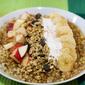 Sorghum Breakfast Bowl