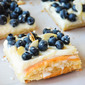 Blueberry Almond Cream Tart #InspiredByPuff