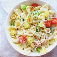 Creamy Summer Pasta Salad