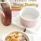 Vanilla Ice Cream French Toast Bread Pudding