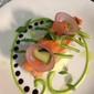 Salmone Arrostito con salsa ostriche