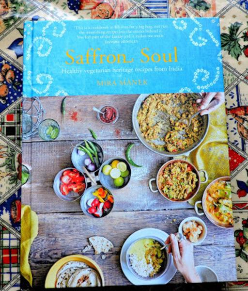 Saffron Soul, by Mira Manek