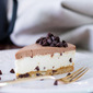 Chocolate chip Rare Cheesecake