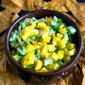 Mango Cucumber Salsa Recipe