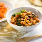 Vegan Menu: 15-Minute Chickpea Masala Dinner