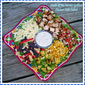 Hamilton Beach Indoor Searing Grill...Featuring South of the Border Grilled Chicken Cobb Salad #GrillIt #Giveaway