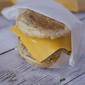 Super Quick Freezer Ready Homemade Egg Sandwiches