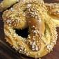 Recipe For Soft Pretzels With Sesame Seeds