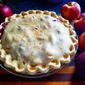 Grandma's Fresh Blueberry Peach PIe
