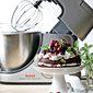 Dark Chocolate Quinoa Cake with Balsamic Cherries & Whipped Almond Cream #TefalIndia #GetTheBestOutOfEveryday