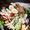 Summer Fresh Cobb Salad with Yogurt and Preserved Lemon Dressing