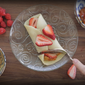 CARDAMOM CASHEW BUTTER CREPES