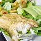 Garlic & Herb Mediterranean Salad