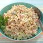 White Cheddar and Bacon Macaroni Salad #DairyMonth