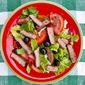 Eye of Round Steak Salad