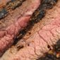 Marinated Grilled Tri-Tip