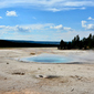 Fountain paint pot nature trail – Yellowstone National Park part III