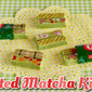 Kawaii Printed Matcha KitKat (using Chocolate Transfer Sheets) - Video Recipe