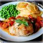 Tomato & Basil Sauced Cod