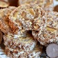 Peanut Butter Cup Rice Krispie Treats Pinwheels
