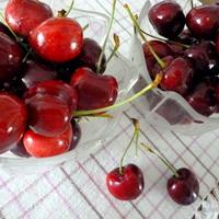 Cherry Chocolate Amaretto Clafoutis
