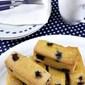 #CakeSliceBakers Blueberry Financiers
