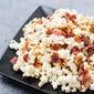 Bacon popcorn with honey