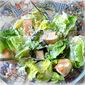 A Simple Caesar Salad