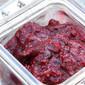 Tropical Blueberry Cranberry Chia Jam